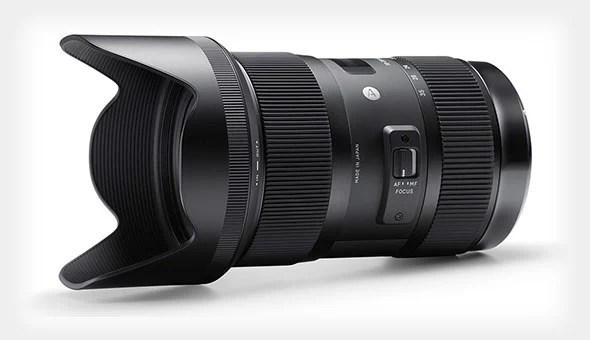 Sigma Drops Bombshell, Announces a 18 35mm f/1.8 Lens sigma1835mm1