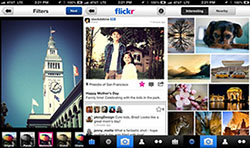 Flickr Looking to Take Its Mobile App to the Next Level Later This Year flickrios