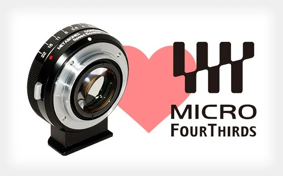 Metabones Speed Booster for Micro Four Thirds Starting to Make Appearances  microfourthirdsspeedboost