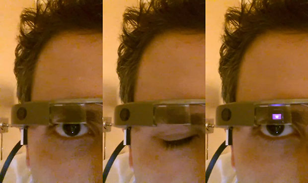 First Wink to Shoot App Now Available for Google Glass Users winktoshoot