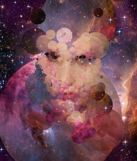 Portraits Created from Pictures of Space Taken by the Hubble Telescope 9319568251 e999621736 z