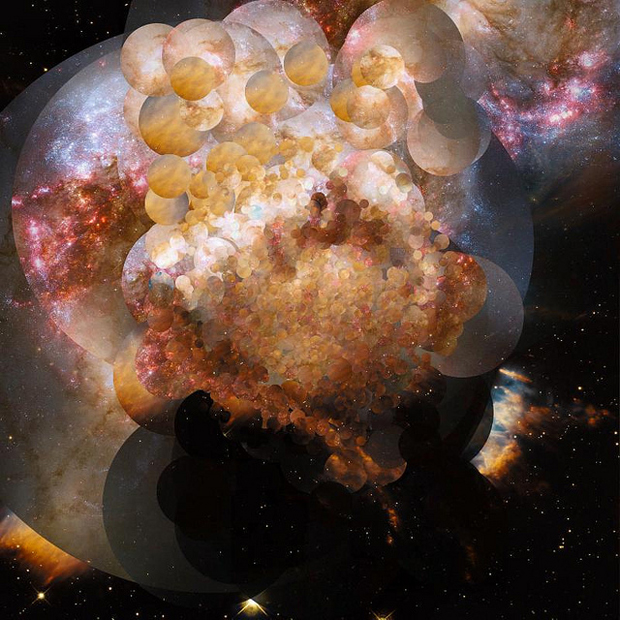 Portraits Created from Pictures of Space Taken by the Hubble Telescope 9330747528 a6d471e3a2 z