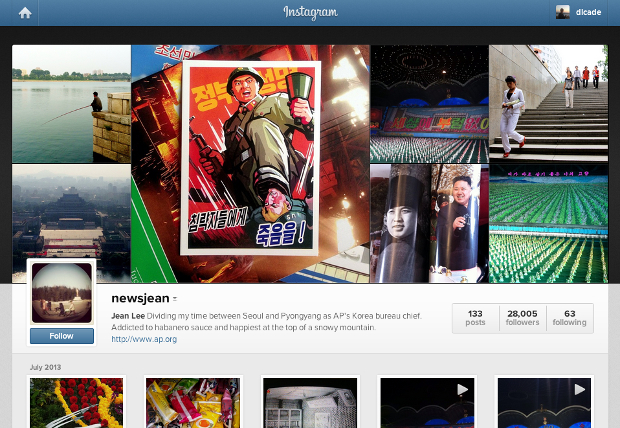 AP Photographers Upload First Instagram Videos from Inside North Korea nkinstagram