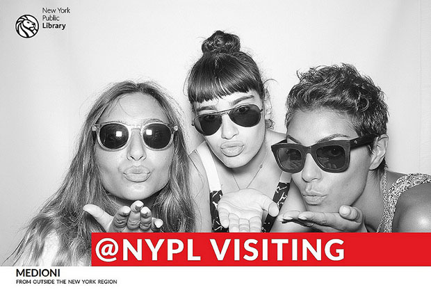 NY Public Library Installs Photobooths to Let Visitors Share the Joy of Reading 9562304759 9e0e84bfab c