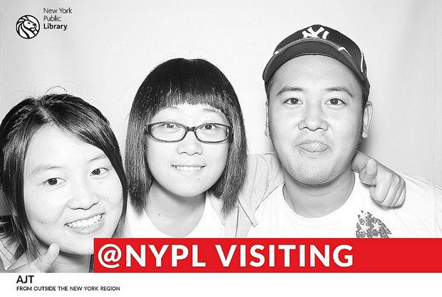 NY Public Library Installs Photobooths to Let Visitors Share the Joy of Reading 9564005453 f29b82e5aa c