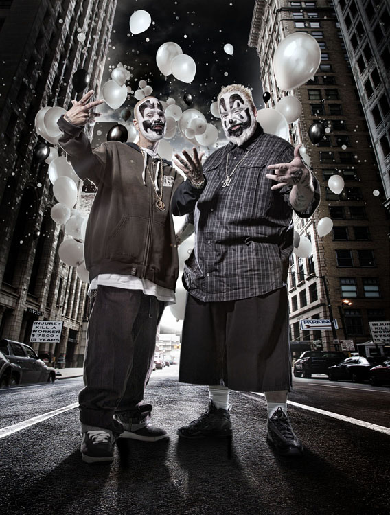 Step by Step Creation of an Insane Clown Posse Composite Portrait hd 024536b8143275fadbf33d199ae18250