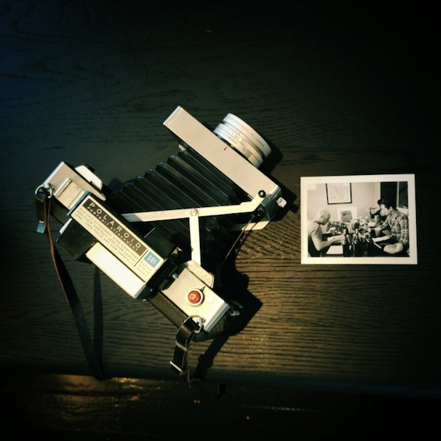 The Joys of Instant Photography