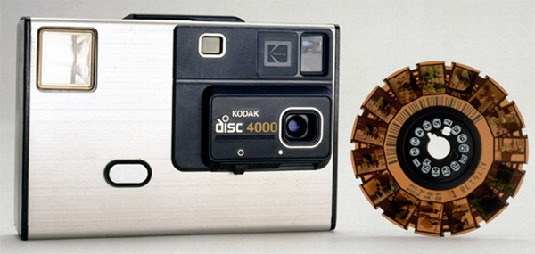 17 Signs That You Were Alive Before the Age of Digital Photography kodak disc