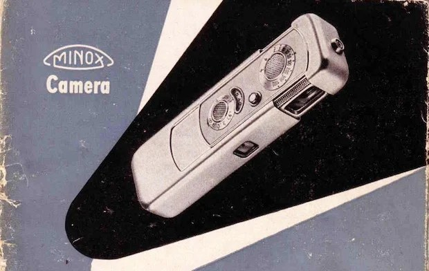 Minox Riga: A Subminiature Spy Camera from the 1930s minox1