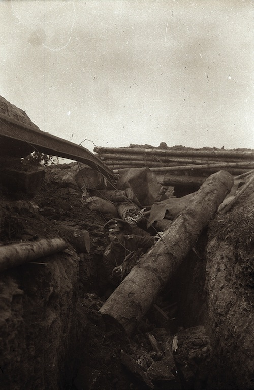 Never Before Seen WWI Photos Taken by a German Officer putney3