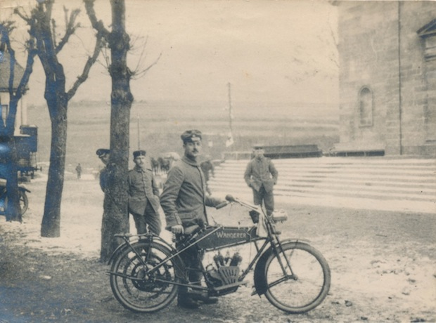 Never Before Seen WWI Photos Taken by a German Officer putney4