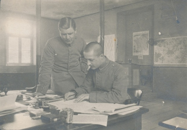 Never Before Seen WWI Photos Taken by a German Officer putney8