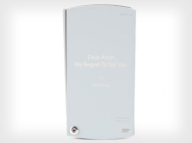 Photographer Turns Her Rejection Letters Into a Book