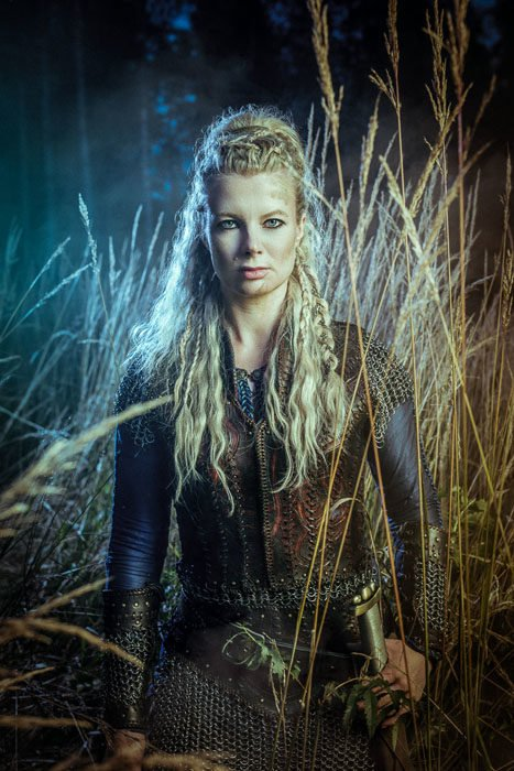 Badass Game Girl Wallpaper I Photographed My Wife As The Viking Shieldmaiden Lagertha
