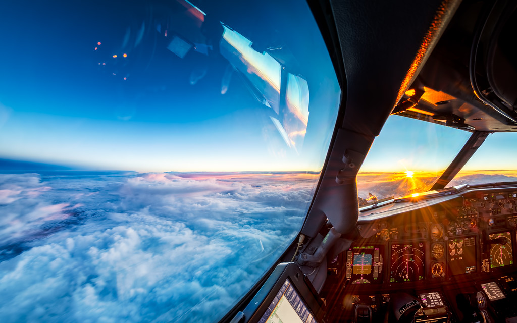 Commercial Pilot Wallpaper Hd What It S Like Capturing The World From A Cockpit At
