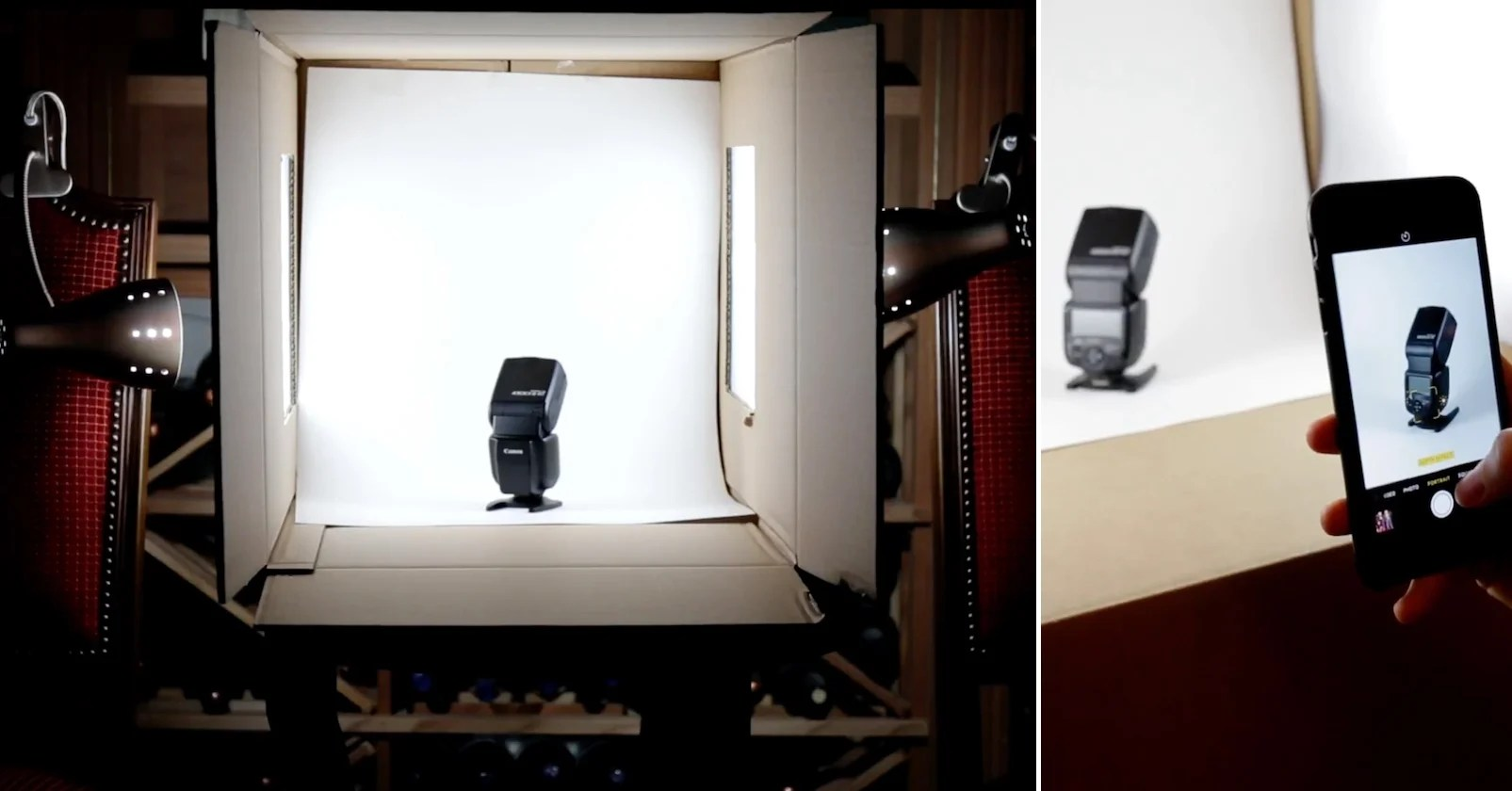 How To Build A Great Diy Lightbox For Under 50