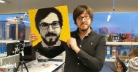 This LEGO Photo Booth Helps You Build Your Portrait with ...