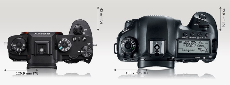 Large Of Sony A7 Vs A7ii