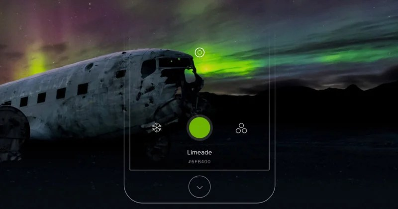 This iPhone App Can Identify Pantone Colors From the Real World