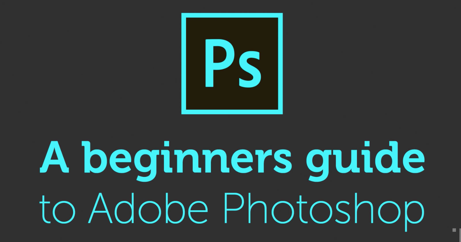 Photoshop Classes Here S A Free Photoshop Course In 33 Videos