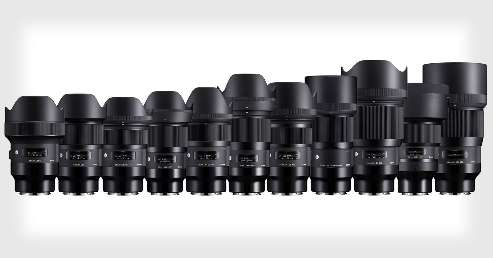 Full Frame Foveon Sigma To Launch 11 L Mount Art Prime Lenses And A Lens Adapter