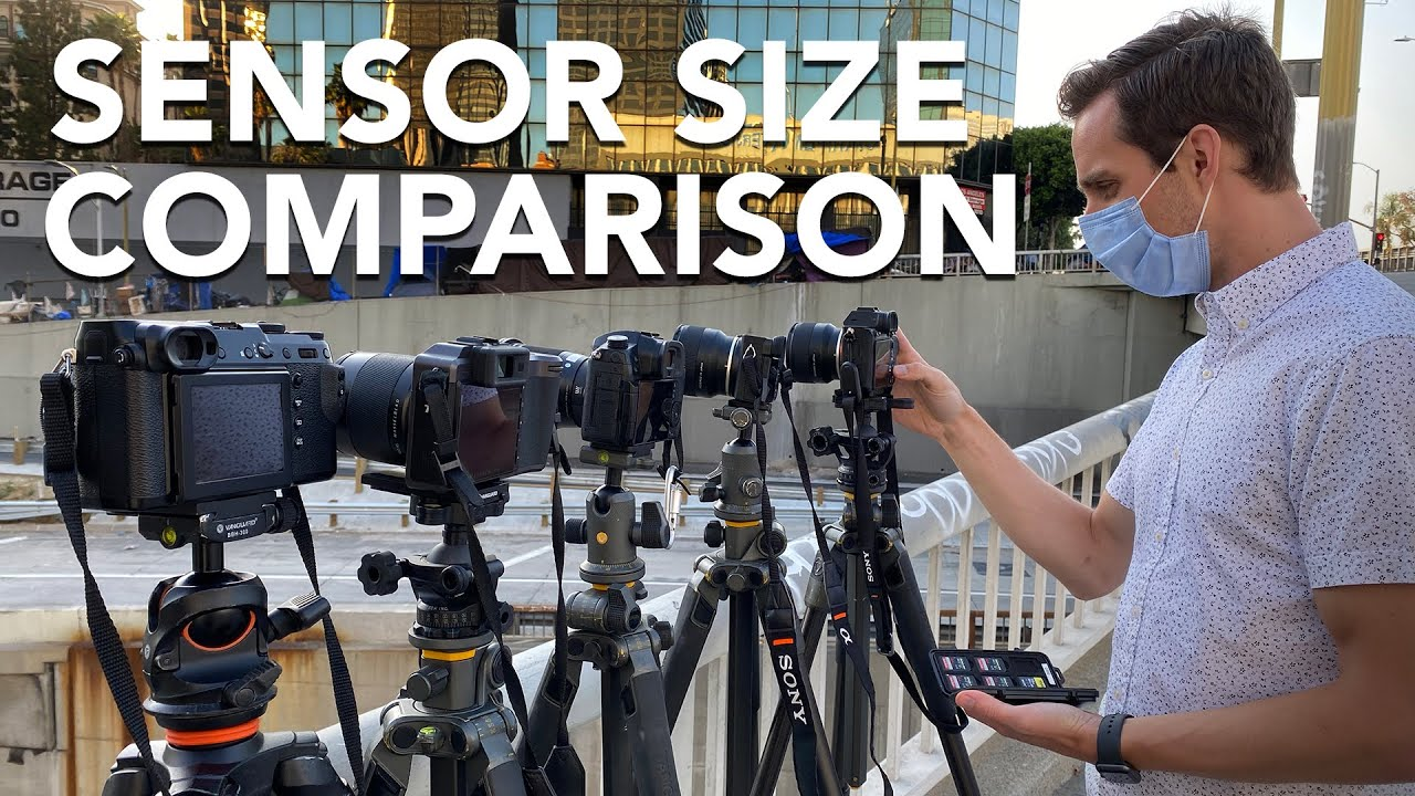 Full Frame Or Medium Format Sensor Size Comparison Mf Vs Full Frame Vs Aps C Vs Micro