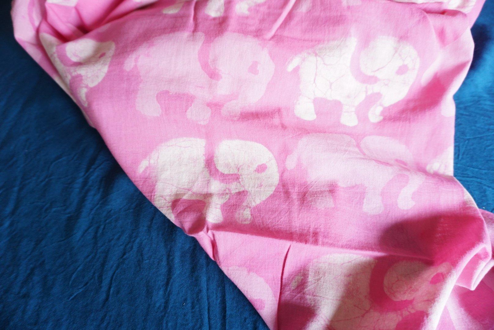 Elephant Tie Dye Scarves Pet Conscious