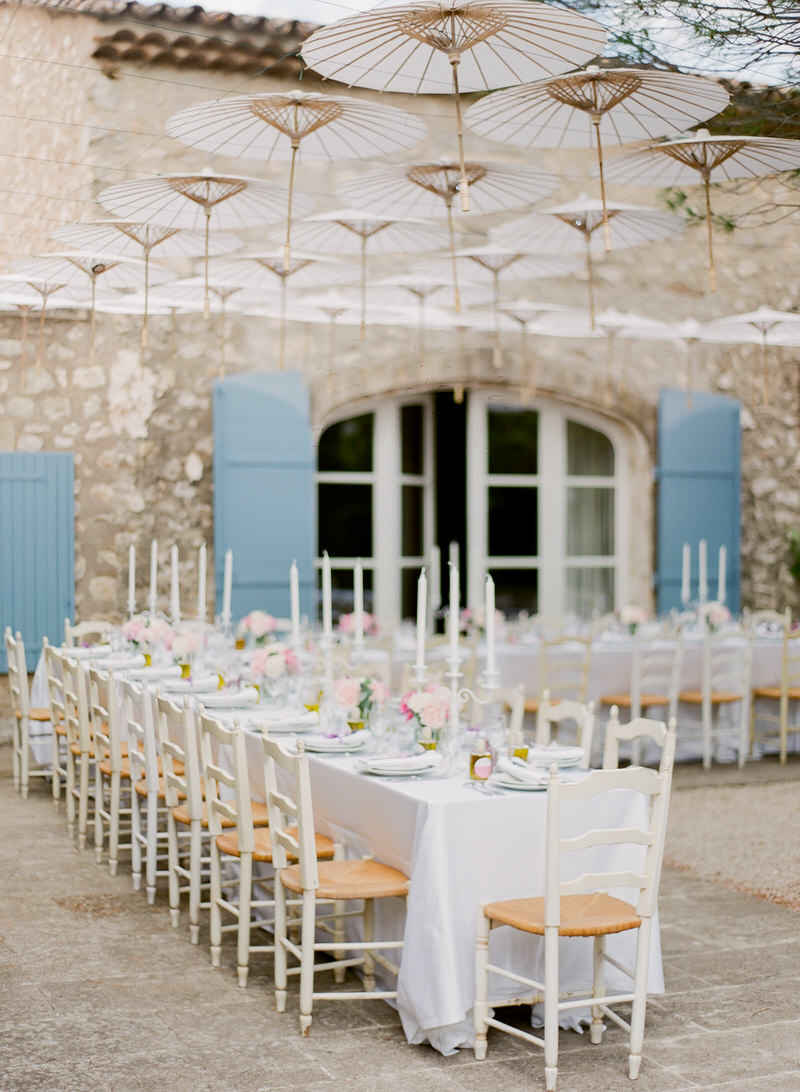 Provence Decoration The Most Romantic Destination Provence Wedding