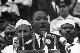 "What is the ""I have a dream"" speech of today?"