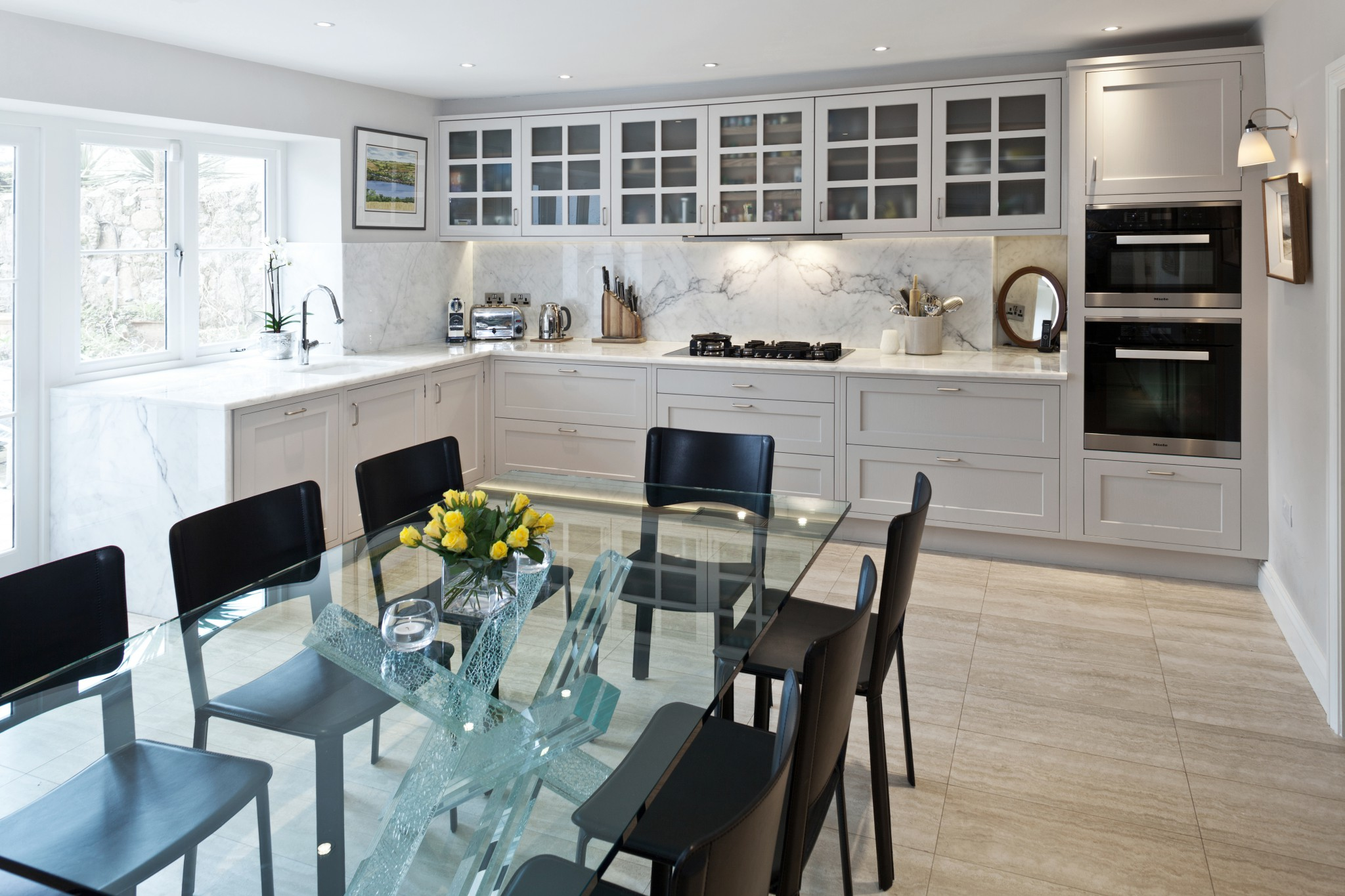 Modern Kitchen Design Dublin Traditional Kitchen Elton Park Dublin
