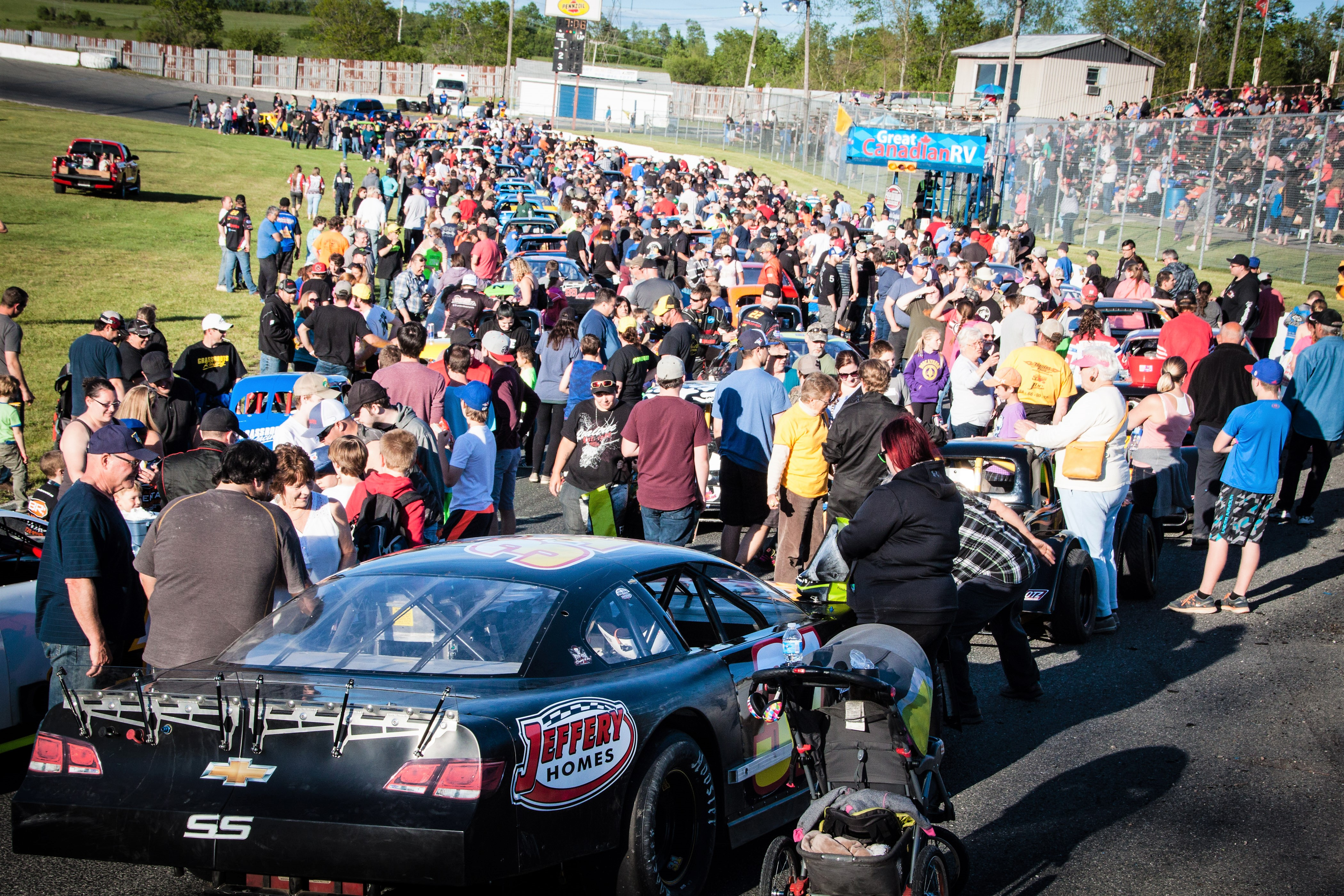 Speed Way Summer Toonie Nights Return To Peterborough Speedway In 2018