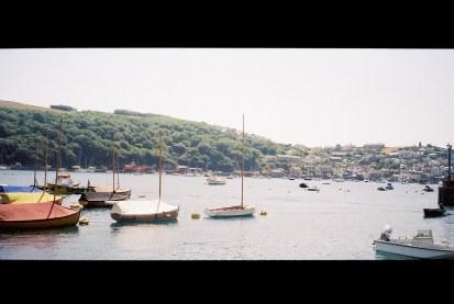 Harbour, Fowey, Cornwall