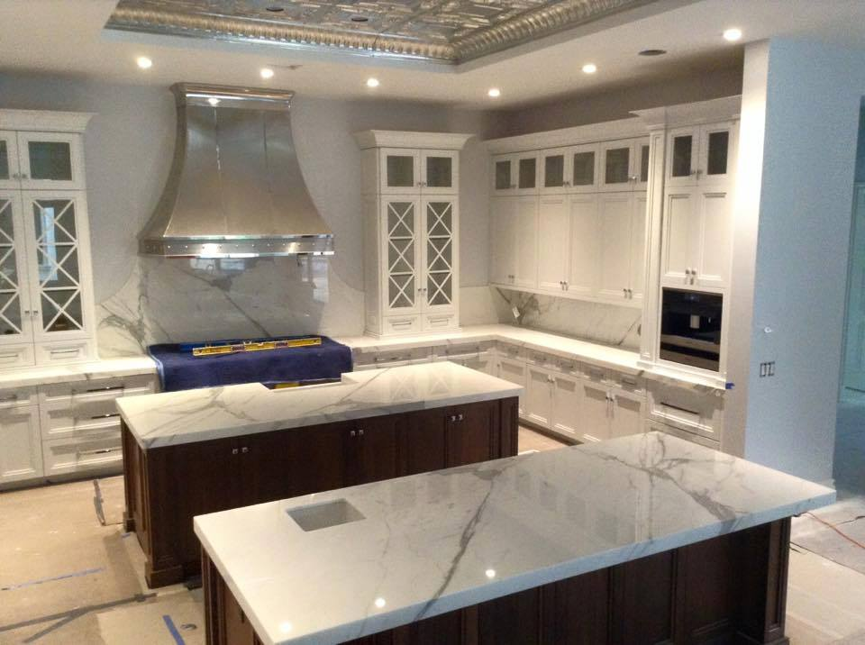 Peter Salerno Inc New Florida Transitional Kitchen Design PHOTOS - transitional kitchen design