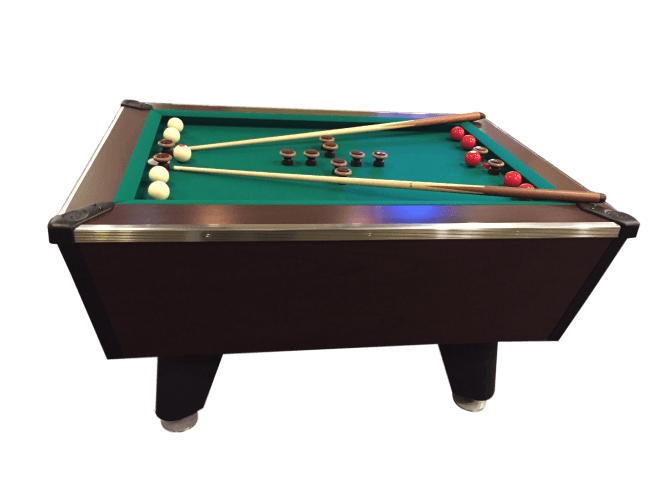 Stressless View Valley Bumper Pool - Peters Billiards