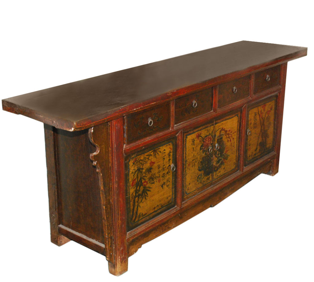 Petersen Antiques Antique Chinese Sideboard