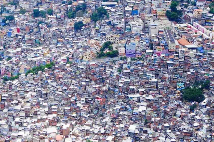 Rio de Janeiro Dois Irmaos - Favela Vidigal
