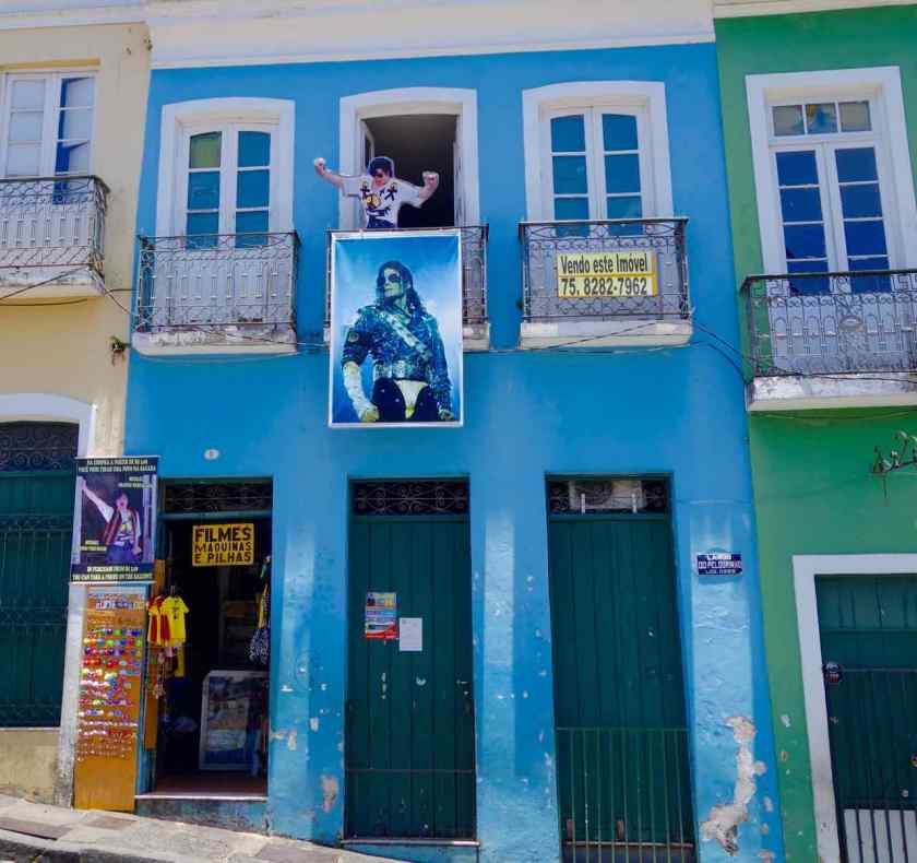 Salvador da Bahia Tipps, Largo do Pelourinho, Michael Jackson Zum Verkauf