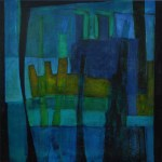 saltway3-8 60 x 60 vm oil on canvas