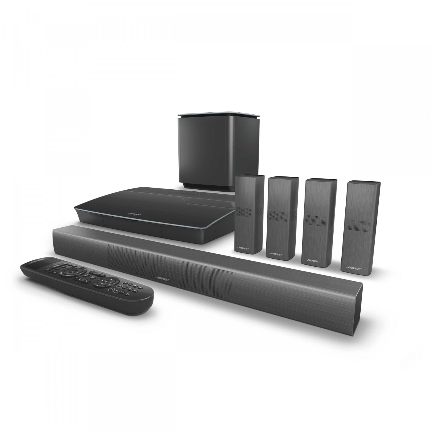 Bose Home Cinema Bose® Lifestyle® 650 Home Cinema System