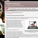 The Modern Mythology Website