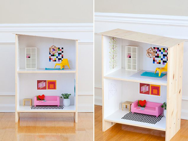 5 Ways To Make A Dollhouse Petit Small
