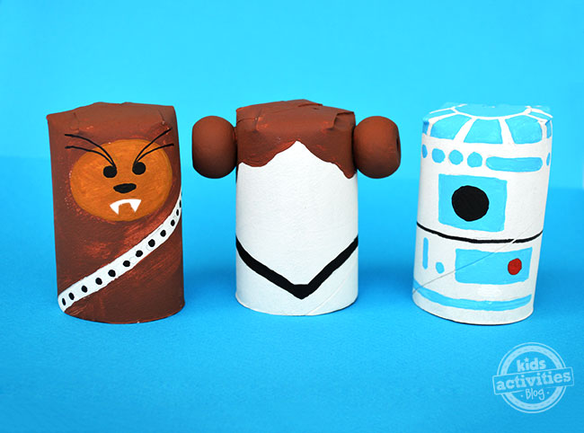 6 Creative Crafts With Toilet Paper Rolls Petit Small