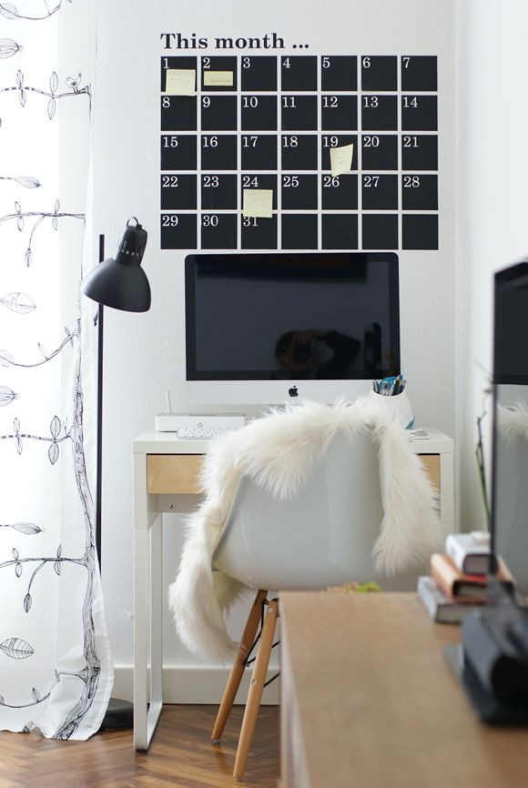Ikea Wall Decals Workspaces For Kids: Micke Desk By Ikea - Petit & Small