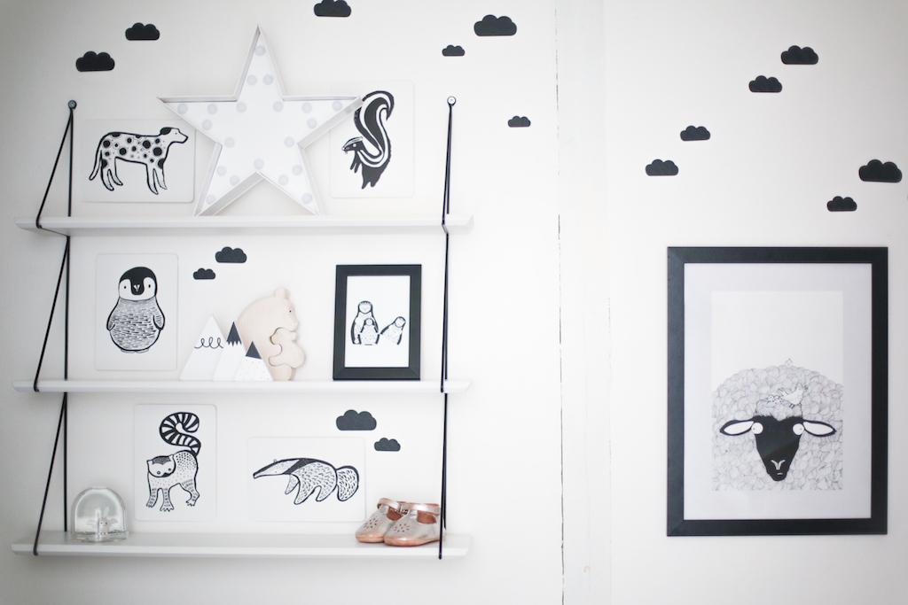 chambre-mila-tiny-paw-noir-blanc 01