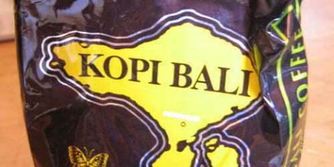 Kopi Bali, le café balinais.