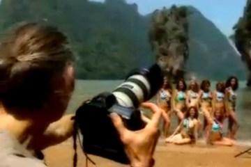 Miss France 2009 à James Bond Island.