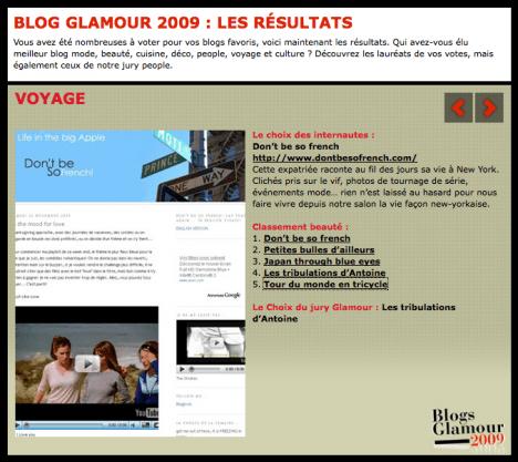 GlamourParis.com