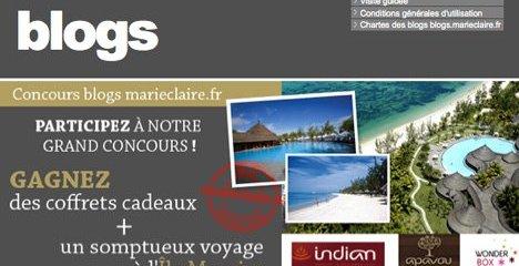 Blogs MarieClaire.fr