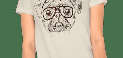 Custom Pug Shirts