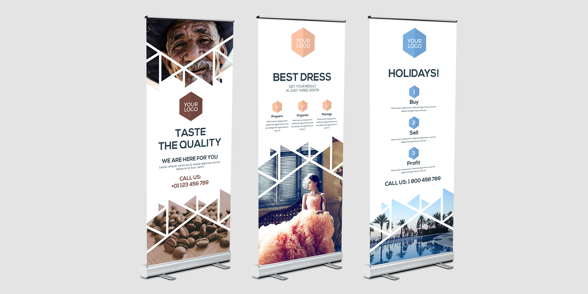 Rollup Roll Up Template Petovdesign Industrial And Graphic Design By
